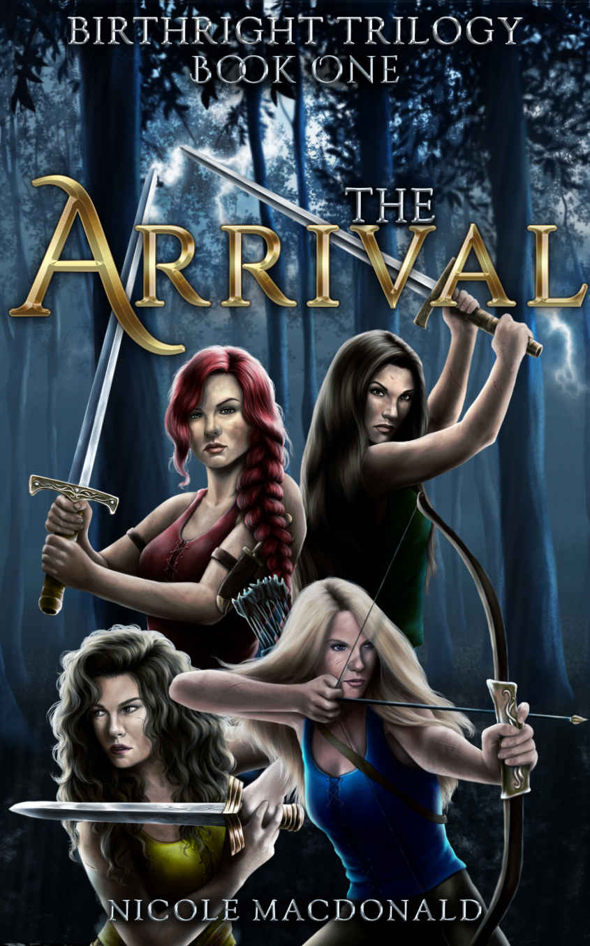 The Arrival (BirthRight Trilogy) by Nicole MacDonald