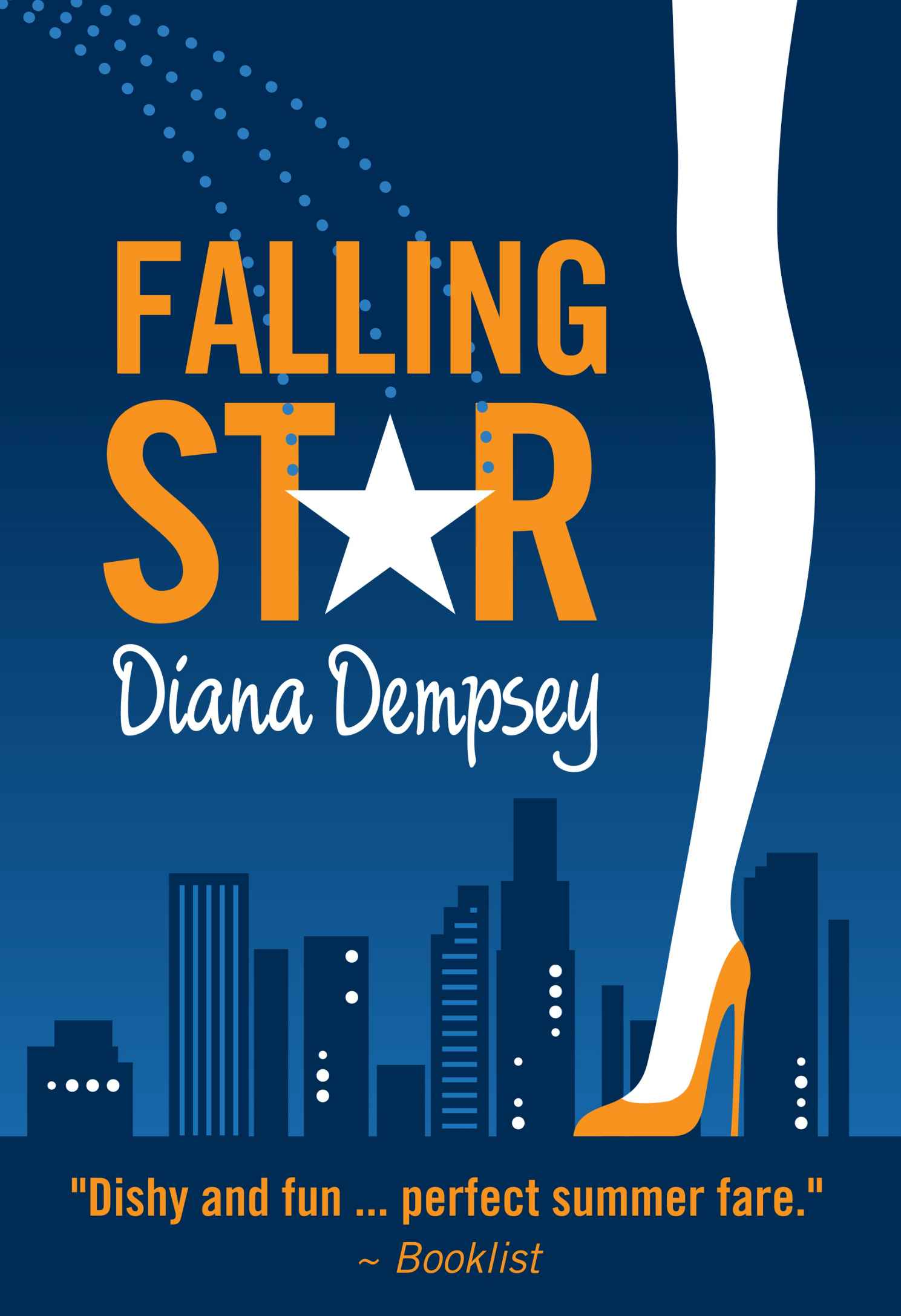 Falling Star by Diana Dempsey