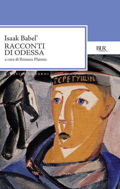 "Copertina: Racconti di Odessa; Isaak Babel"""