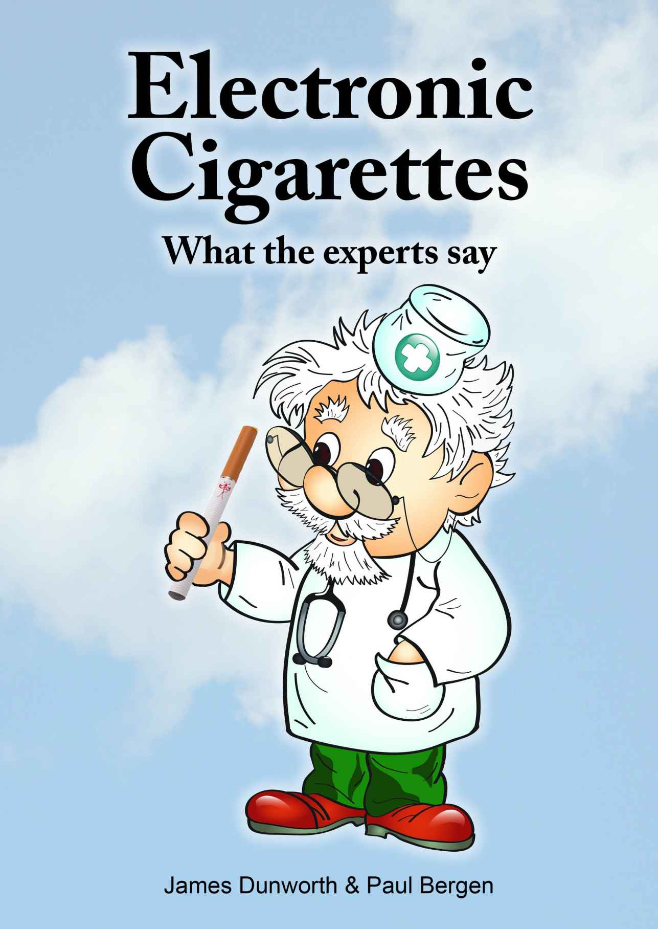 EBook: Electronic Cigarettes: What the experts say.