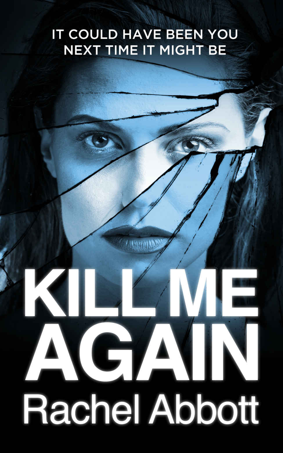 kill me again - book cover
