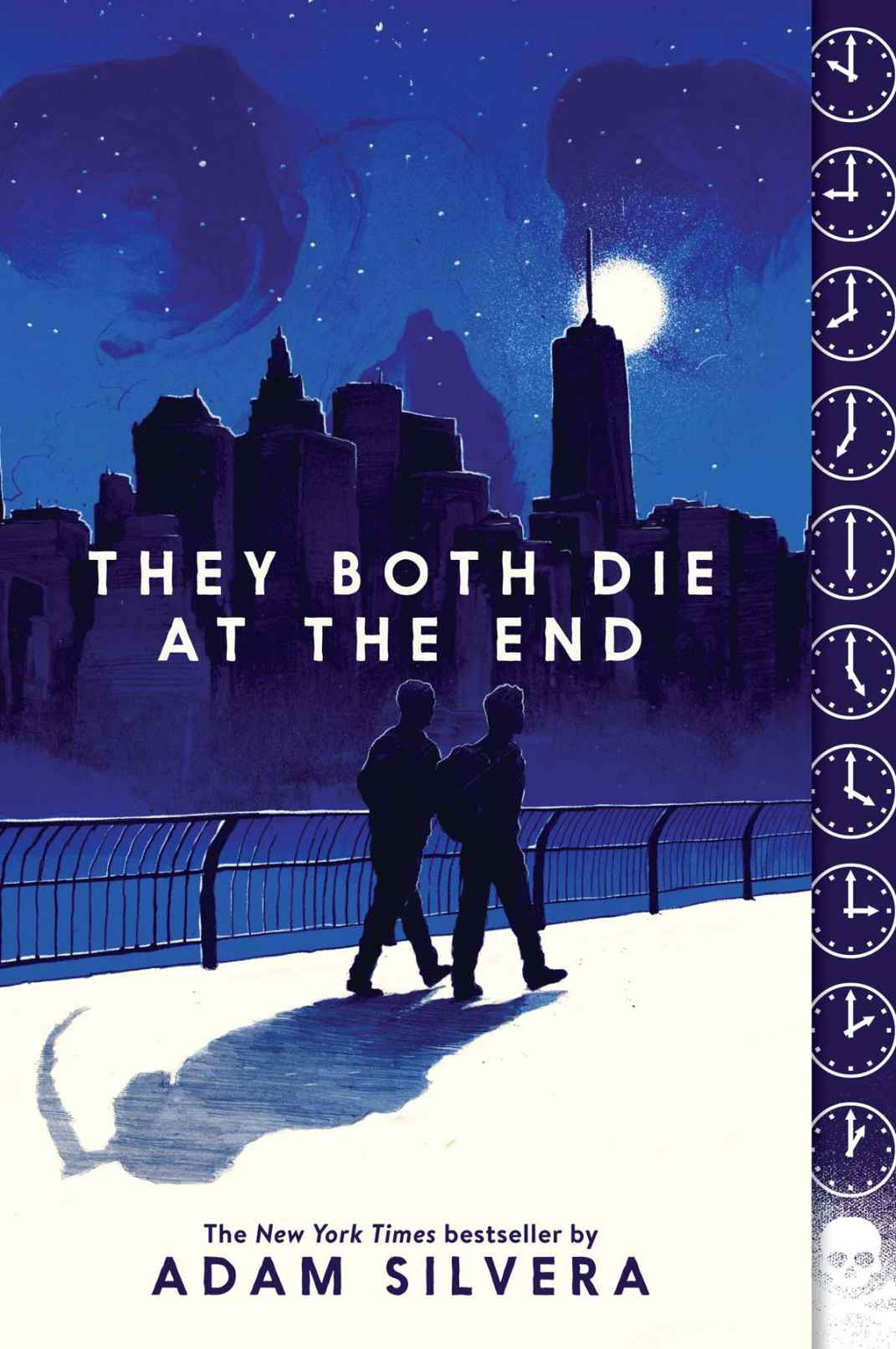 📖 Novel of the Week: They Both Die at the End by Adam Silvera