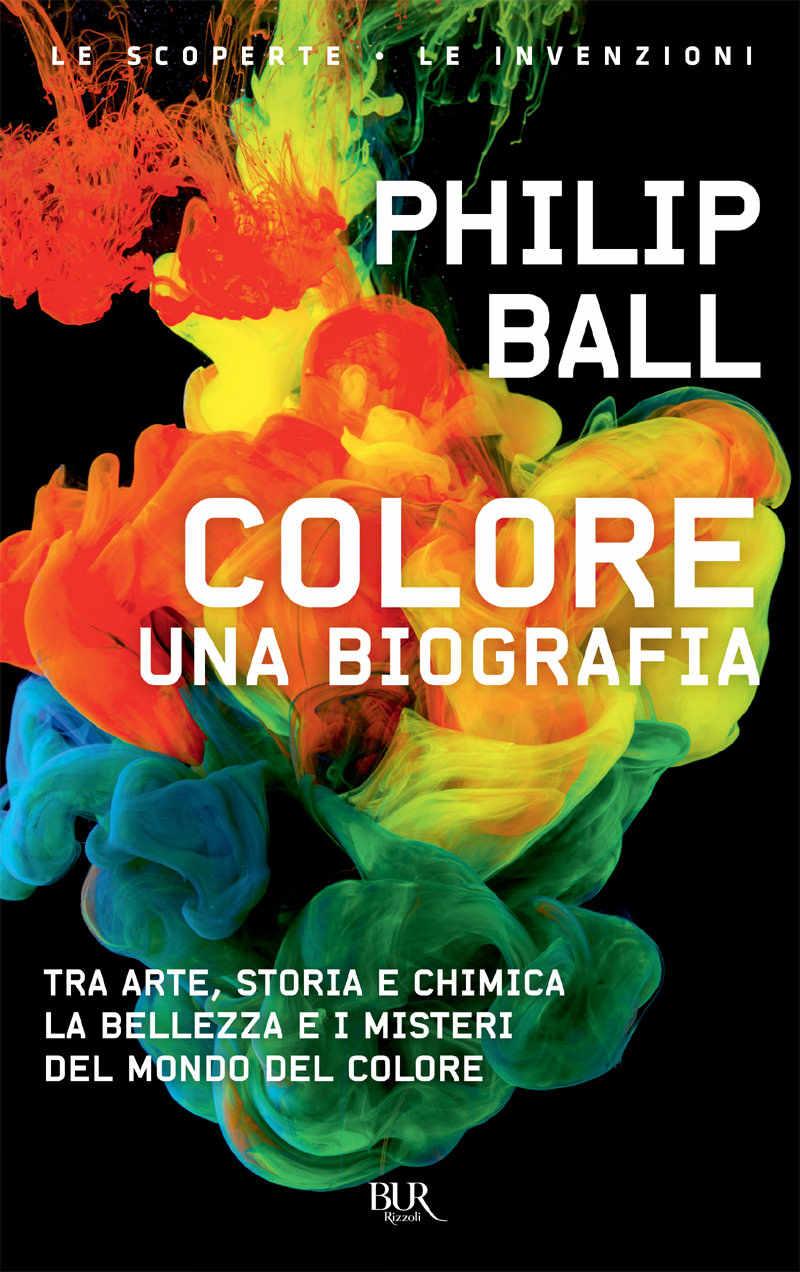 Copertina: Colore; Philip Ball