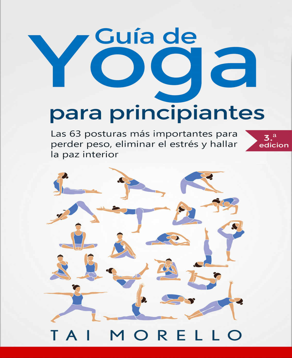 Guía de yoga para principiantes de Tai Morello