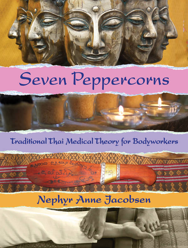 "Cover of ""Seven Peppercorns"" - click to buy on Amazon"