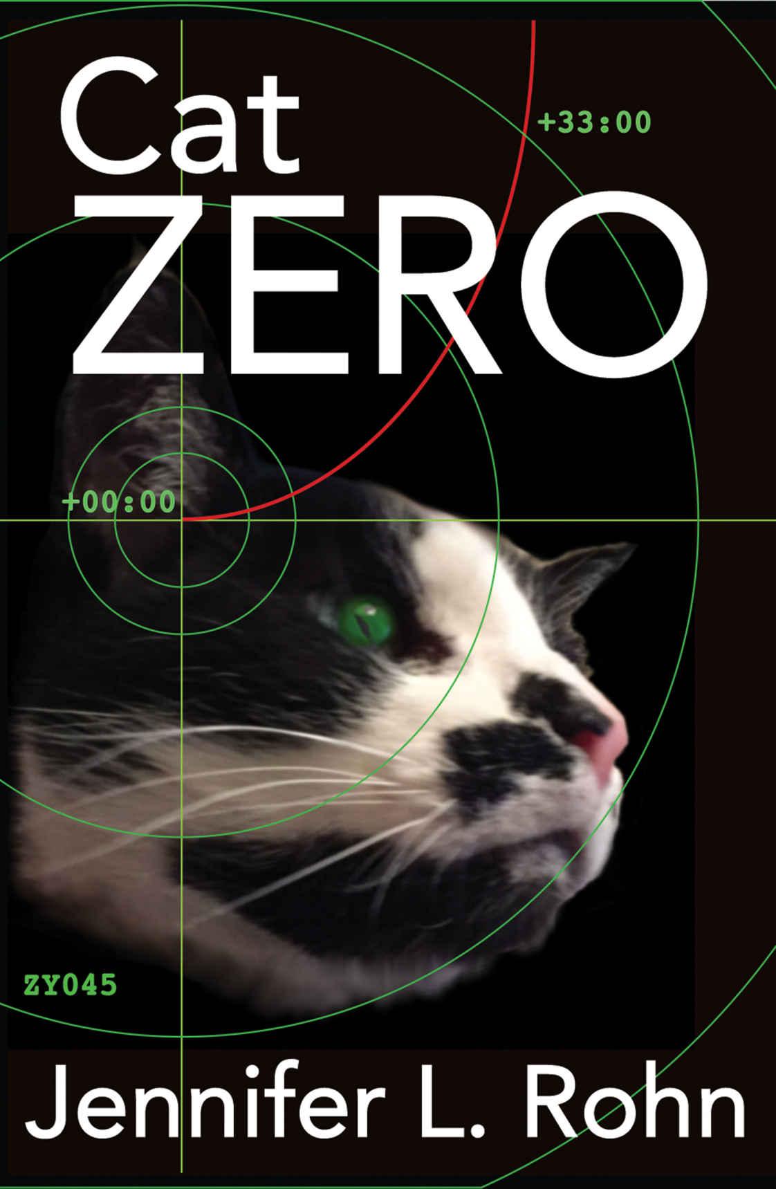 Cat Zero by Jenny Rohn