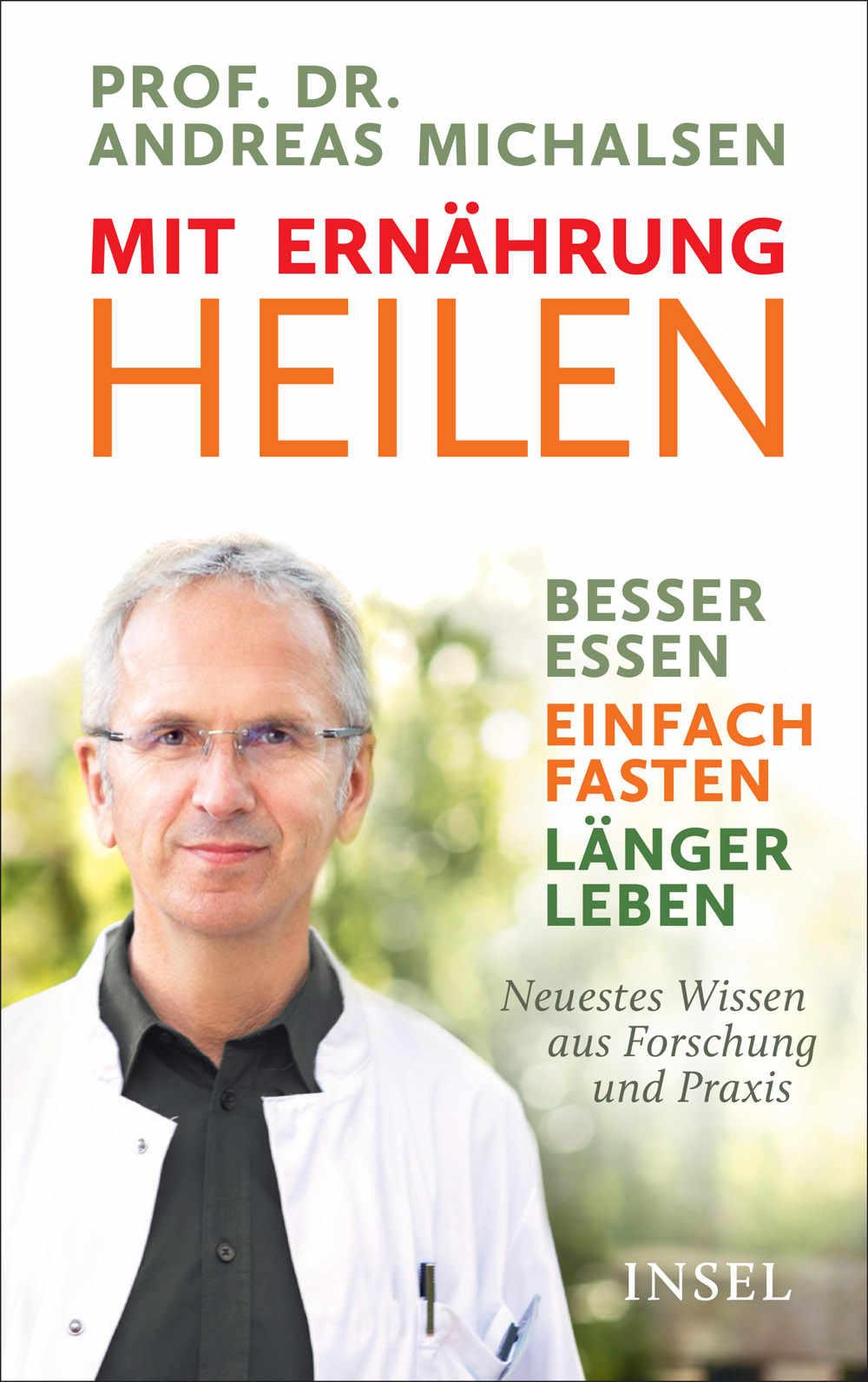 Buchcover Andreas Michalsen