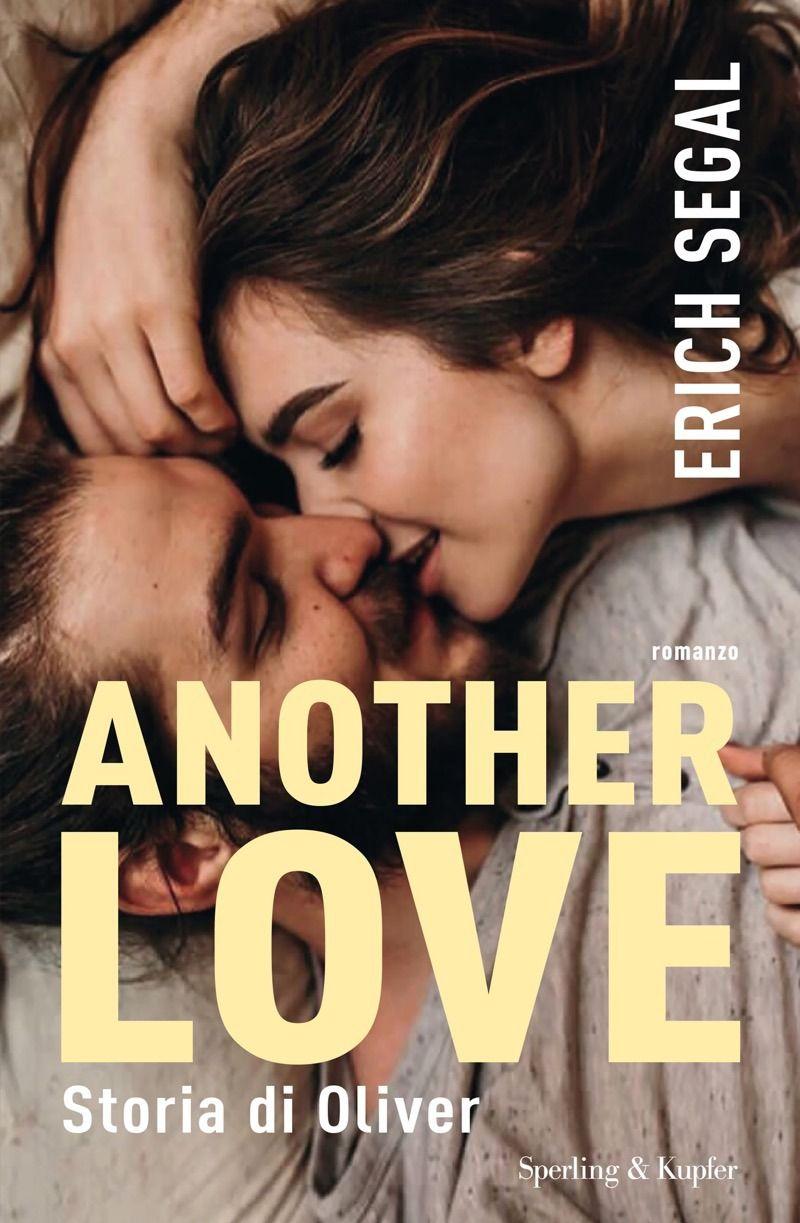 Another Love Tour - Recensione; Copertina Libro