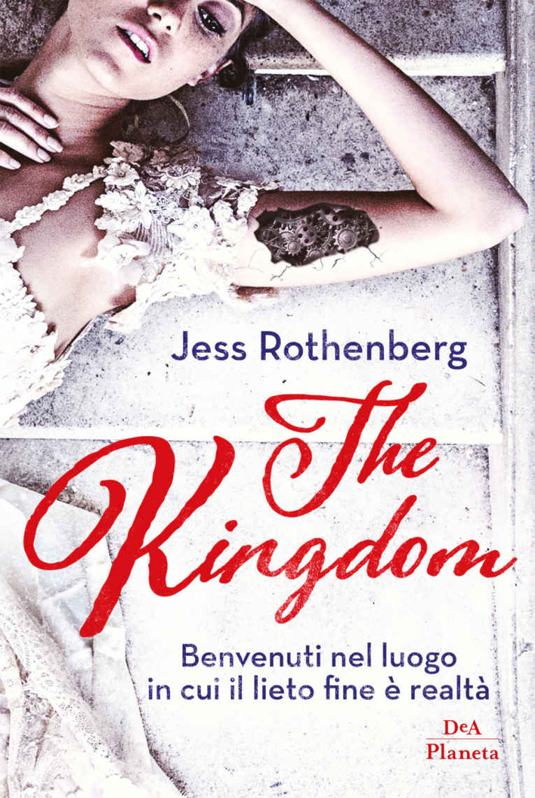 Review Party - The Kingdom di Jess Rothenberg - Copertina